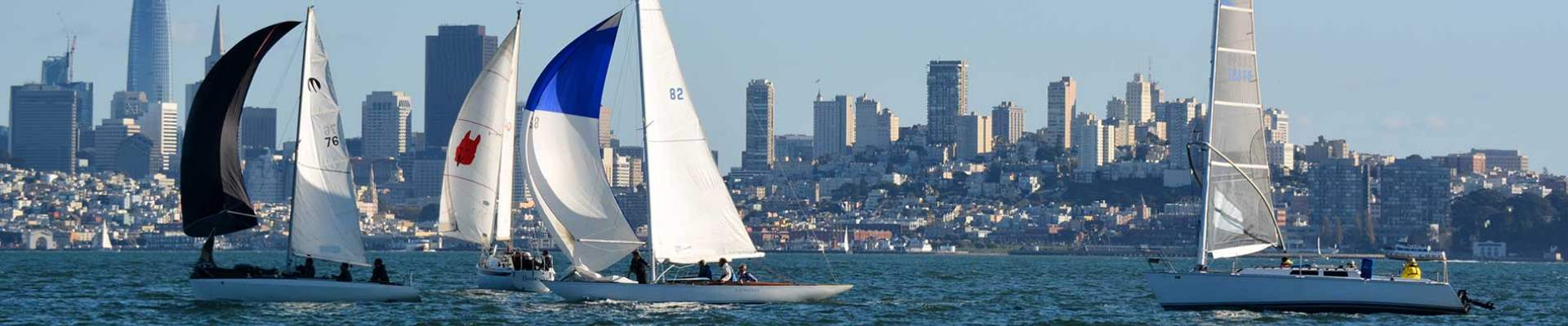 Sausalito Yacht Club - Sausalito, CA - Summer Sailing Camp